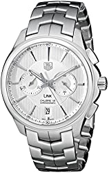 TAG Heuer Men's CAT2111.BA0959 Stainless Steel Watch
