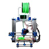 Geeetech UNASSEMBLED-3D Printer FULL KIT for Prusa Mendel I3 Aluminum Frame - Controller Board: Sanguinololu 1.3a