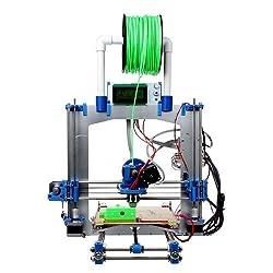 Geeetech UNASSEMBLED-3D Printer FULL KIT for Prusa Mendel I3 Aluminum Frame - Controller Board: Sanguinololu 1.3a