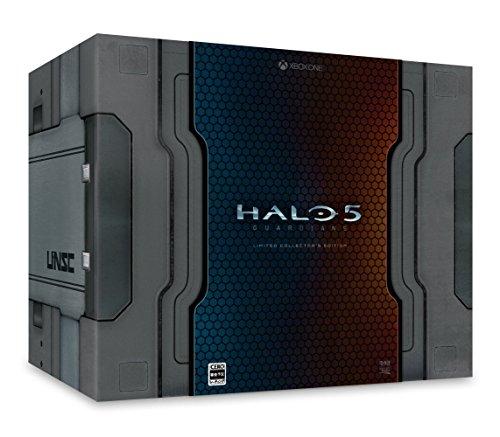 【Amazon.co.jp限定】Halo 5: Guardians リミテッド コレクターズ エディション 予約特典【ロードアウト用武器セット】&Amazon.co.jp限定特典【ロードアウト用武器セット】 付