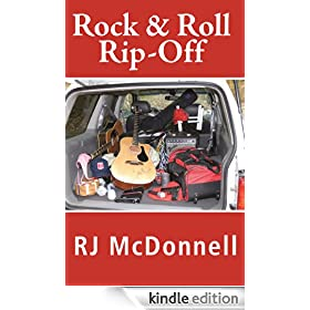 Rock & Roll Rip-Off (Rock & Roll Mystery Series)