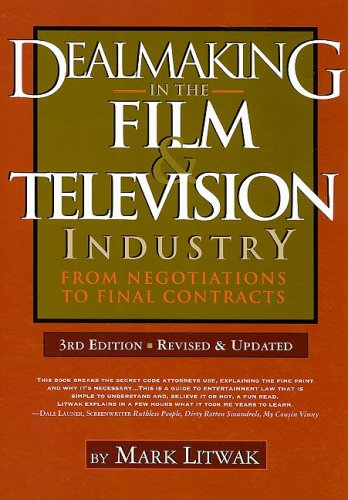 Dealmaking in the Film & Television Industry: From...