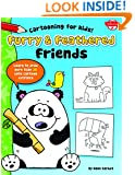 Furry & Feathered Friends: Learn to draw more than 20 cute cartoon critters (Cartooning for Kids)