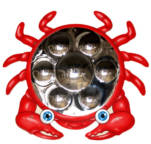 Anatex Crab Mirror Wall Panel - 1