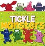 Finger Puppet Books Tickle Monster