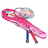Barbie Badminton Racquets combo set