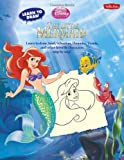 Learn to Draw Disney's The Little Mermaid: Learn to Draw Ariel, Sebastian, Flounder, Ursula, and Other Favorite Characters Step by Step! (Licensed Learn to Draw)