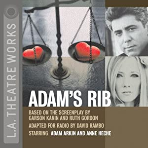 Adam's Rib | [Garson Kanin, Ruth Gordon (Adapted by David Rambo)]