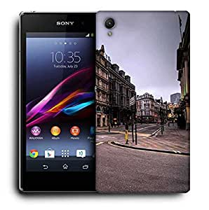 Snoogg Sanyo Printed Protective Phone Back Case Cover For Sony Xperia Z4