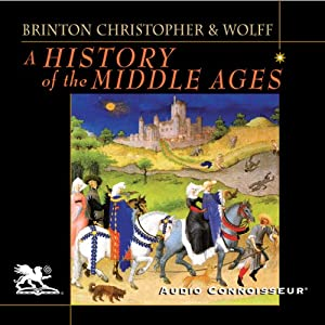A History of the Middle Ages Audiobook