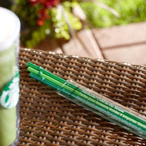 Starbucks Cold-To-Go Straws Venti