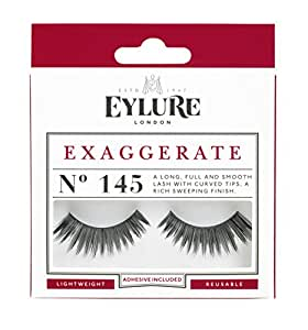 Eylure Strip Lashes No. 145 (Exaggerate)