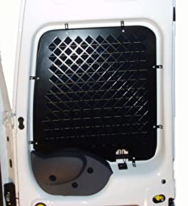 Ford transit connect rear door window screens for Back door with window and screen