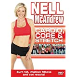 Nell McAndrew - Cardio, Core And Stretch [DVD] [2008]