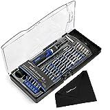 KooPower Mini Schraubendreher Set mit 54 Bits Magnetische Präzisions Reparatur