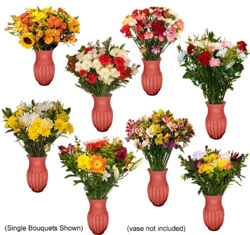 Fresh Cut Flower Delivery 6 Month Subscription - The Frequent Flower Club