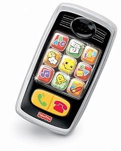 Mattel Fisher-Price V2781 - Lernspaß Handy