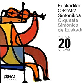 Diez Melodias Vascas (Ten Basque Melodies)
