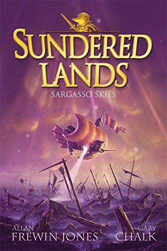 5: Sargasso Skies (Sundered Lands)
