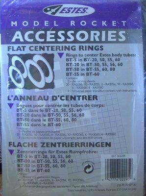 Estes Rocket Flat Centering Rings