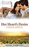 Her Heart's Desire, book one of the Sunflower Series