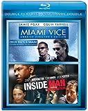Miami Vice / Inside Man [Blu-ray] (Bilingual)