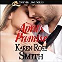 April's Promise: Forever Love Series, Book 1 Audiobook by Karen Rose Smith Narrated by Johnny Peppers