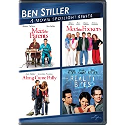 Ben Stiller 4-Movie Spotlight Series