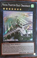 Yu-Gi-Oh! - Mecha Phantom Beast Dracossack (LTGY-EN053) - Lord of the Tachyon Galaxy - 1st Edition - Secret Rare from Konami
