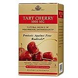 Solgar Tart Cherry Vegetable Capsules, 1000 mg, 90 Count
