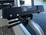 Cuisinart Grill Modified for Pontoon Boat with Arnall