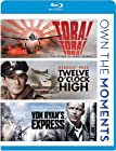 Tora! Tora! Tora!/Twelve O'clock High/Von Ryan's Express [Blu-ray]