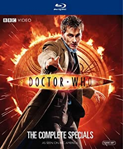 Doctor Who The Complete Specials The Next Doctor Planet Of The Dead The Waters Of Mars The End Of Time Parts 1 And 2 Blu-ray by BBC Worldwide