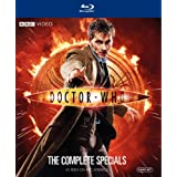 Doctor Who: The Complete Specials [Blu-ray]by David Tennant