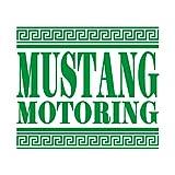マスタング モータリング ステッカー グリーン 緑