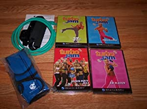 The Fitness Freak: Workouts in Review- Turbo Jam