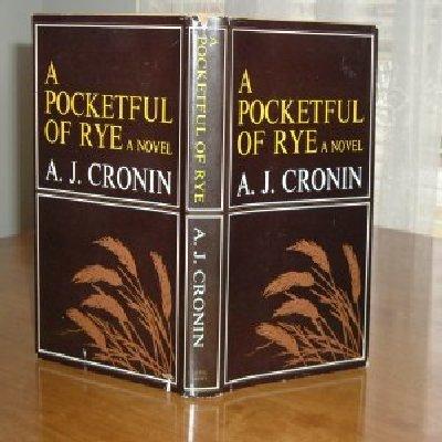 A Pocketful of Rye, A. J. Cronin