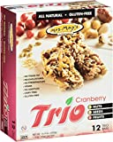 Mrs. May's Trio Bar, Cranberry, 1.2 Ounce (Pack of 12)