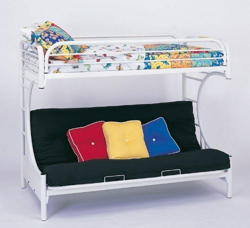 Full Loft Beds Bunk Bed C Style Twin Futon Bunk Bed