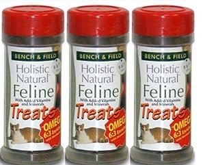 Trader Joe's Bench & Field Holistic Natural Feline Cat Treats