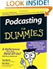 Podcasting For Dummies (For Dummies (Computers))