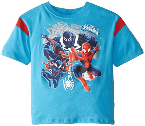 Marvel Spiderman Little Boys' T-Shirt