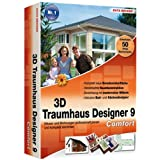 "3D Traumhaus Designer 9 Comfort. Windows Vista und XPvon ""Data Becker"""