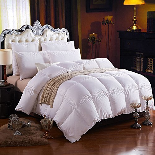 1000TC Hungarian GOOSE DOWN Comforter – Queen