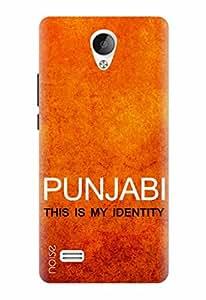 Noise Designer Printed Case / Cover for Vivo Y21L / Quotes/Messages / Punjabi