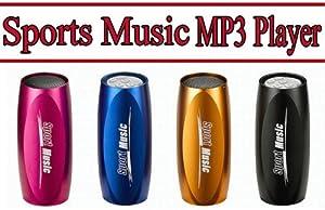 Mini Sport Haut-parleur / enceinte portable pour téléphone portable/ordinateur/MP3 lecteur(noir)