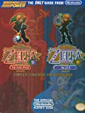 img - for Legend of Zelda: Oracle of Seasons and Oracles of Ages: The Official Nintendo Player's Guide book / textbook / text book