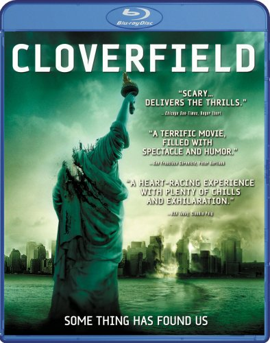 Cover art for  Cloverfield [Blu-ray]