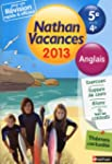 Nathan vacances anglais : De la 5e ve...