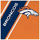 Denver Broncos Paper Napkins - Tailgate Party Supplies - 20 per Pack at Amazon.com